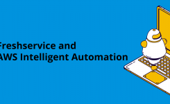 Intelligent Automation using Freshservice ITSM and AWS Control Services with RLCatalyst