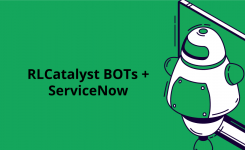 RLCatalyst BOTs Service Management connector for ServiceNow